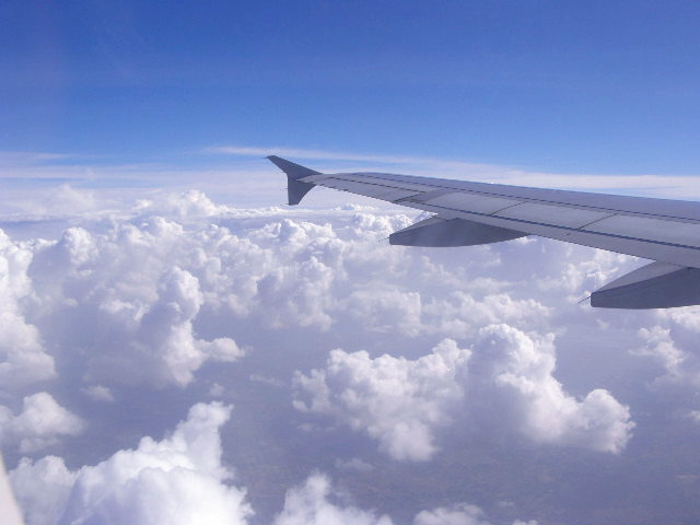 Flying above clouds india travel forum indiamike com