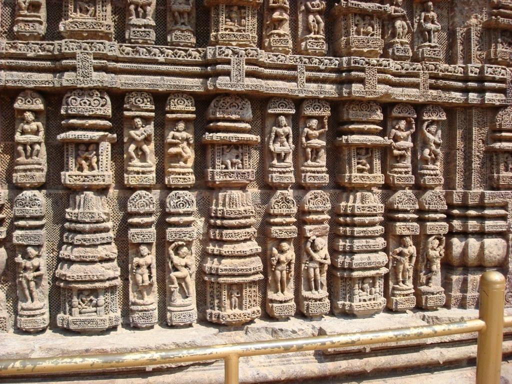 Конарк храм солнца секс