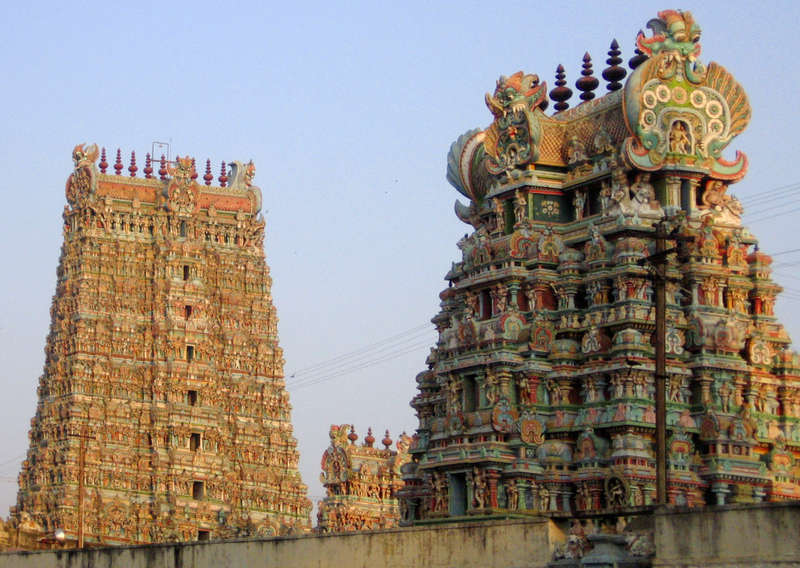 MEENAKSHIPURAM TEMPLE, Madurai