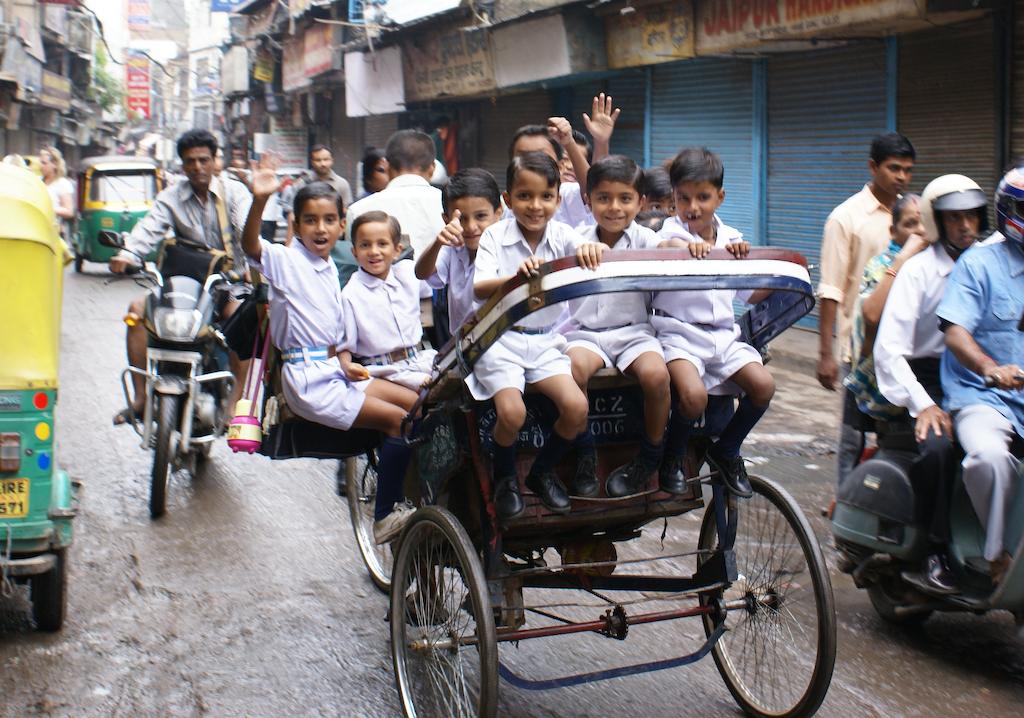 Indian Schoolbus