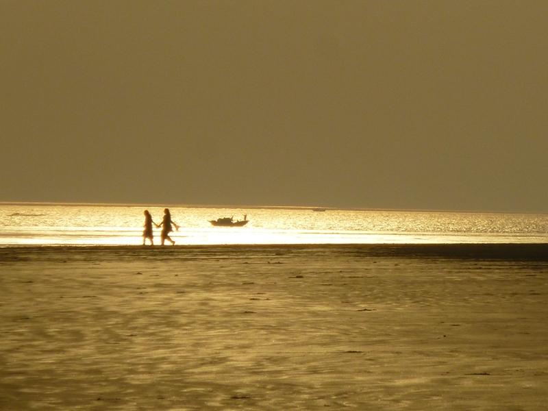Bakkhali India  city photos gallery : Sunset Bakkhali India Travel Forum | IndiaMike.com