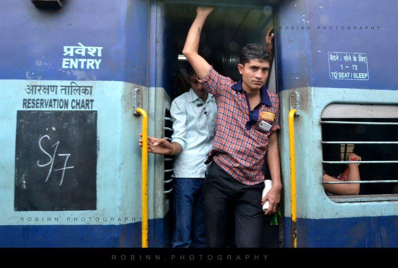 Chaiwaala-Tea Seller in Train