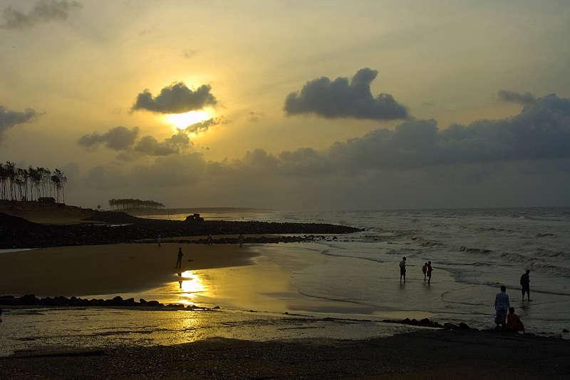 Old Digha Sea Beach, W. Bengal