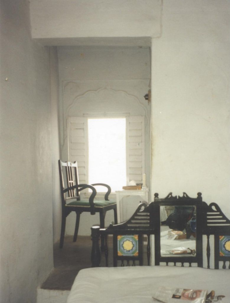 Room at the Pushkar Palace