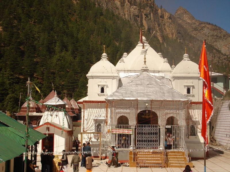 Gangotri Temple Gangotri Temple - Indi...