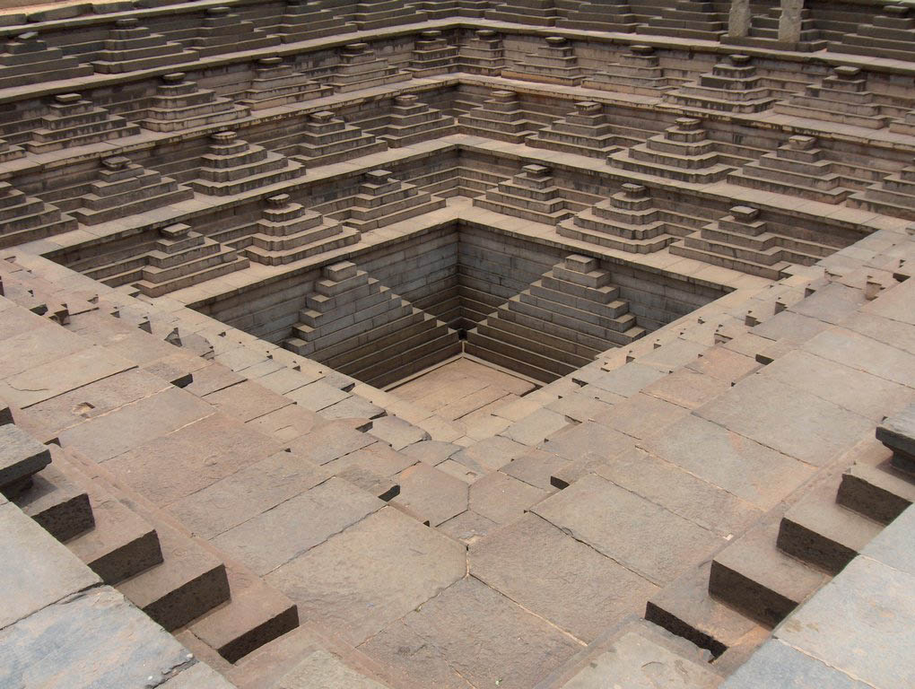 Pushkarni (Step Water Tank)