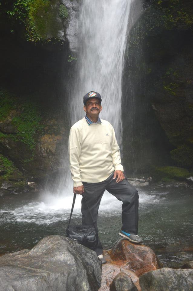 Waterfall near Pelling