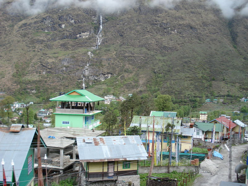 Lachung India  City new picture : Lachung, North Sikkim India Travel Forum | IndiaMike.com