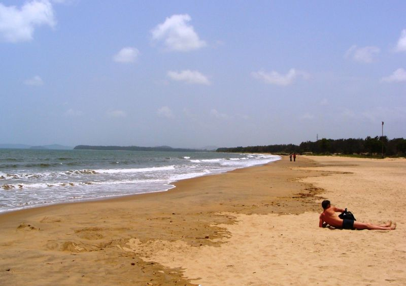 Karwar India  city photos gallery : Karwar beach India Travel Forum | IndiaMike.com