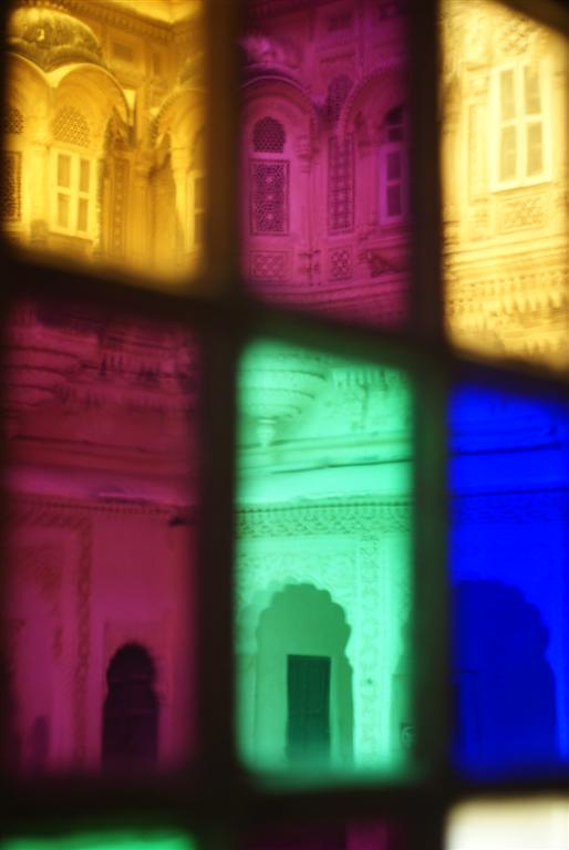 Mehrangarh Colours