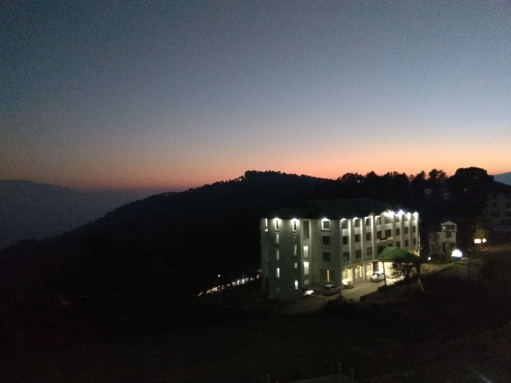 From Patnitop Hotel