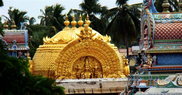 Ranganathaswamy Sri Vimanam Srirangam India Travel Forum