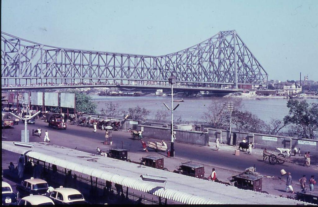 Howrah Bridge 1967 India Travel Forum Indiamikecom