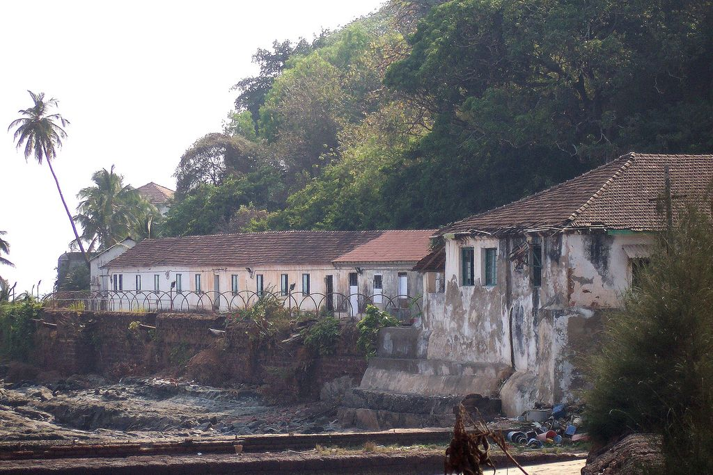 Aquada Jail Goa