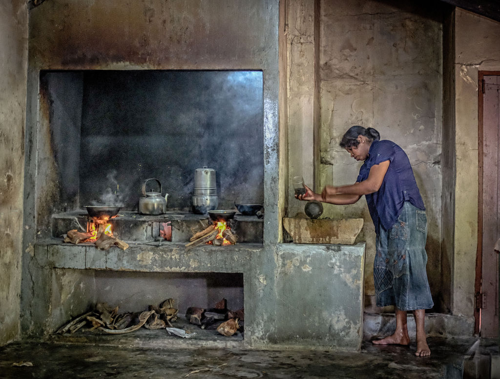 Wood Fired Kitchen
