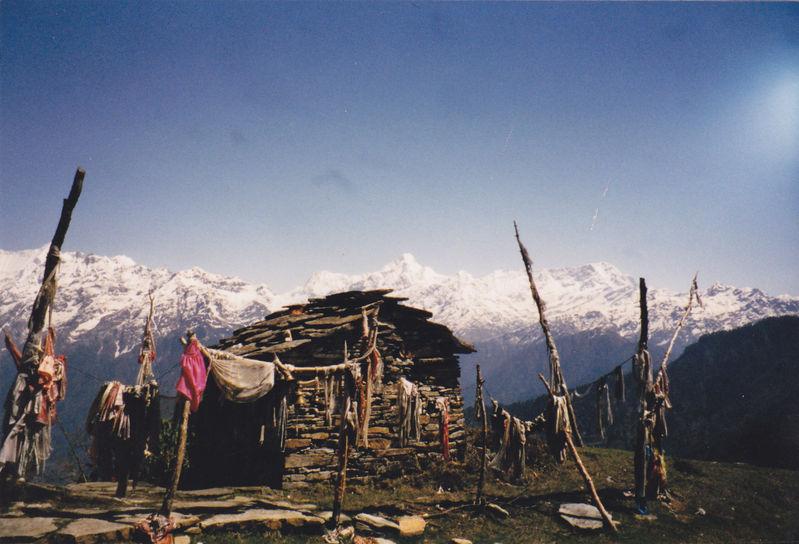 View from Dhakuri 1998