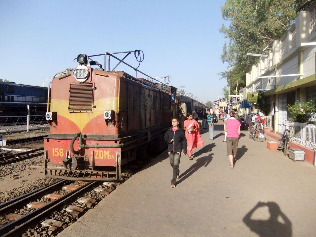 Chhindwara India  city photos : Chhindwara, railway station India Travel Forum | IndiaMike.com