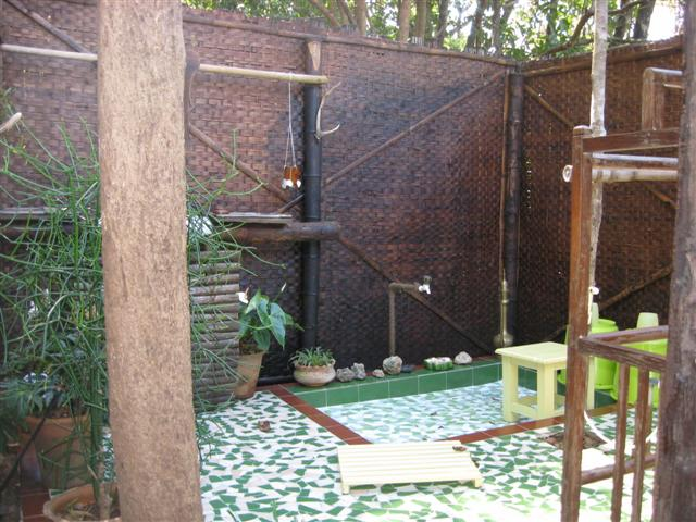 The open air bathroom india travel forum for Open air bathroom designs
