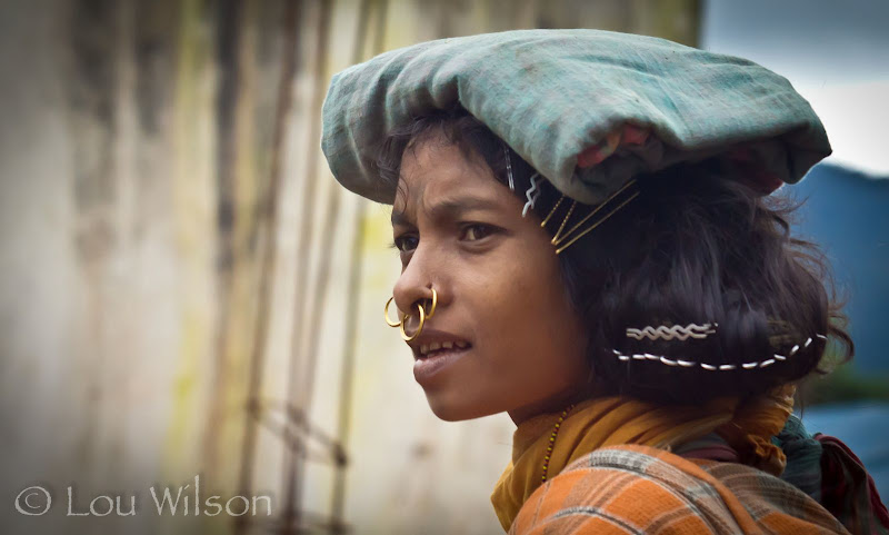 Dongria Tribal Girl
