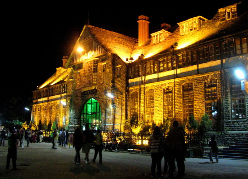 A Night at Shimla ! !