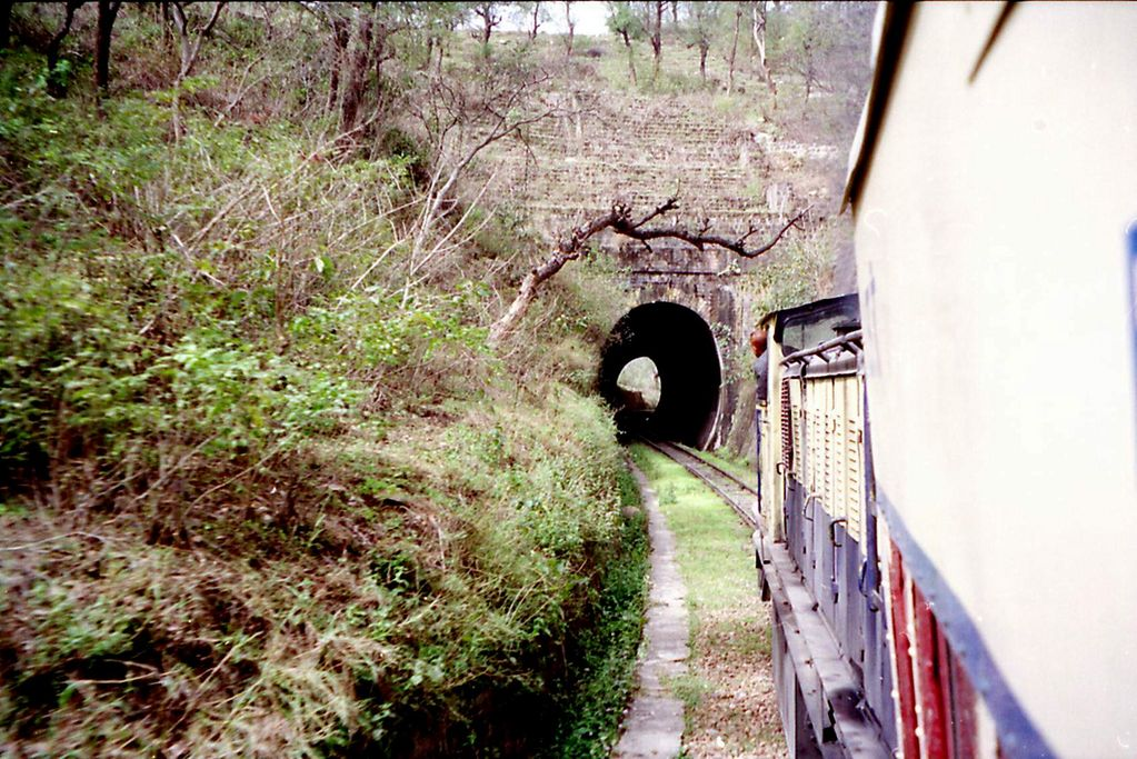 tunnel in india