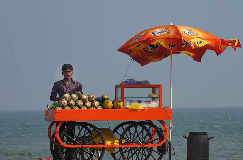 Pondicherry South India