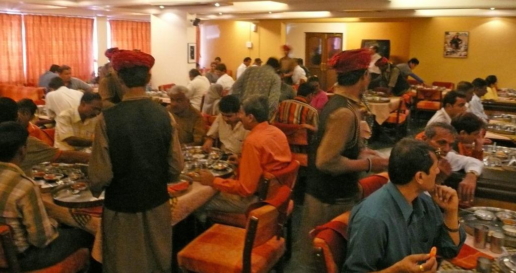 Prince Hotel Thali Restaurant India Travel Forum