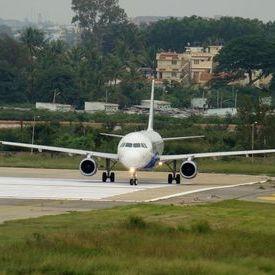 Indigo Airlines, A320