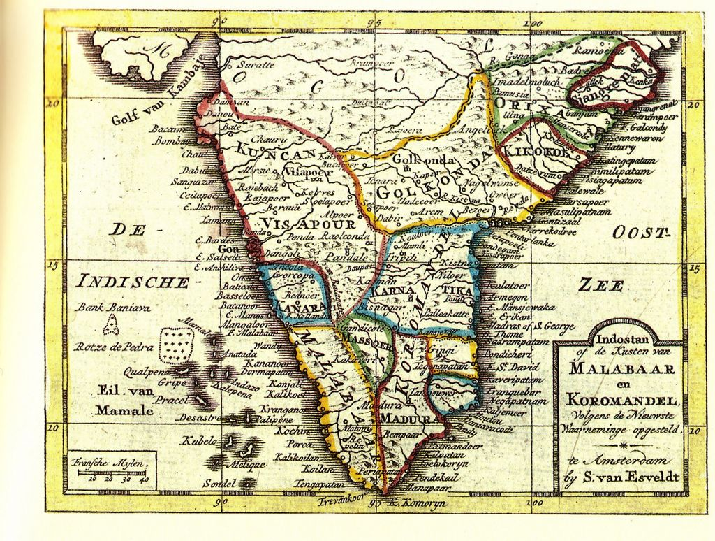 ancient map of southern india india travel forum indiamike com