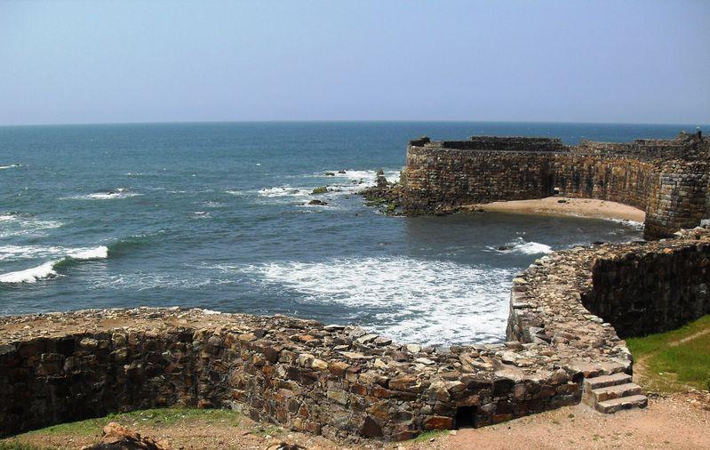 sindhudurg fort   india travel forum indiamike