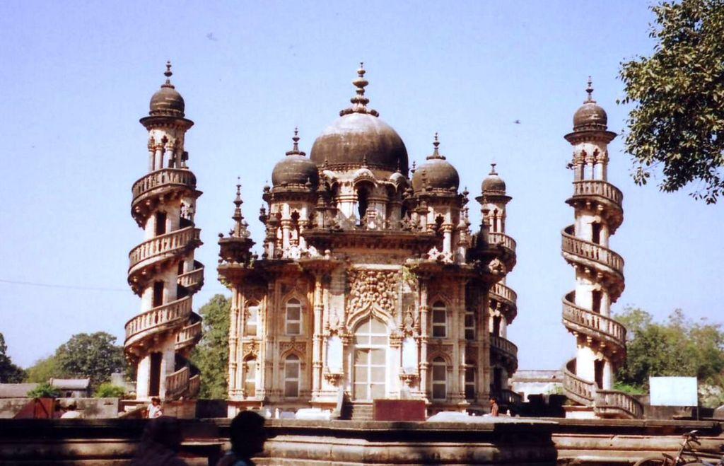 Junagadh India  city photos gallery : Junagadh India Mahabat Maqbara Junagadh Mahabat Maqbara