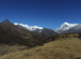 Mountain Ranges seen from Dzongri