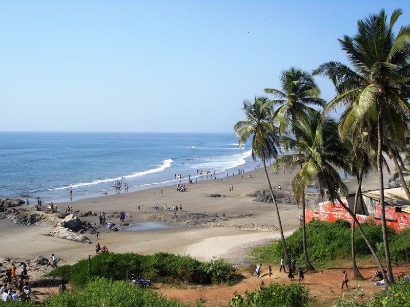 Goa Beach Hd Images: Vagator Beach, Goa - India Travel Forum