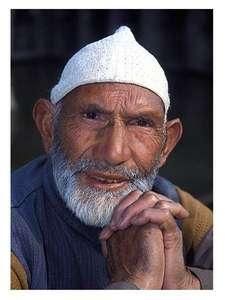 kashmiri old man