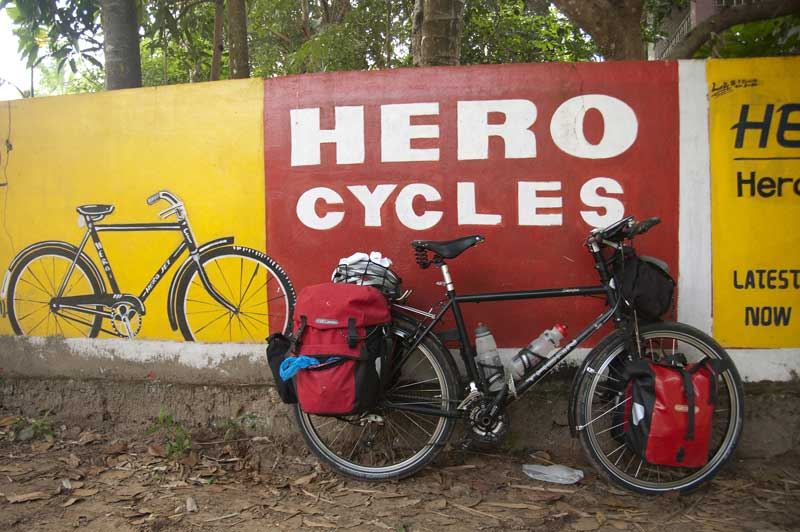 Thinking about cycling alone in Kerala?