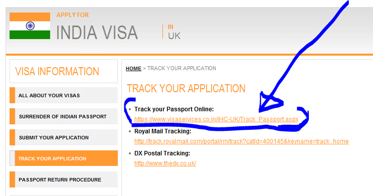 Applying For Travel Visa To India