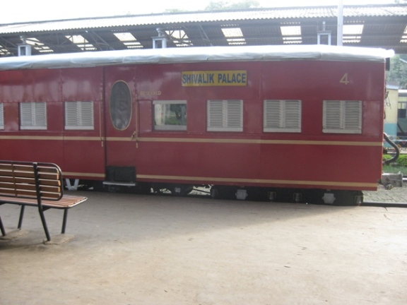 Online toy train booking from kalka to shimla