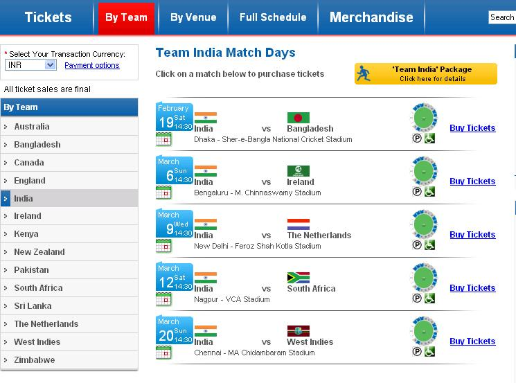 World Cup 2011 Schedule With Time. world cup 2011 schedule with