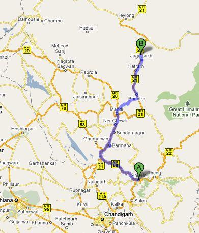Delhi Shimla Manali Delhi India Travel Forum