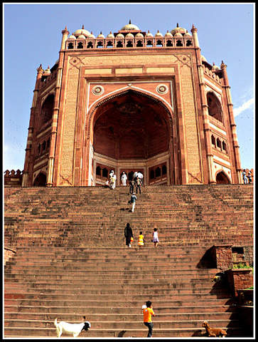 Name:  The Buland Darwaza.jpg