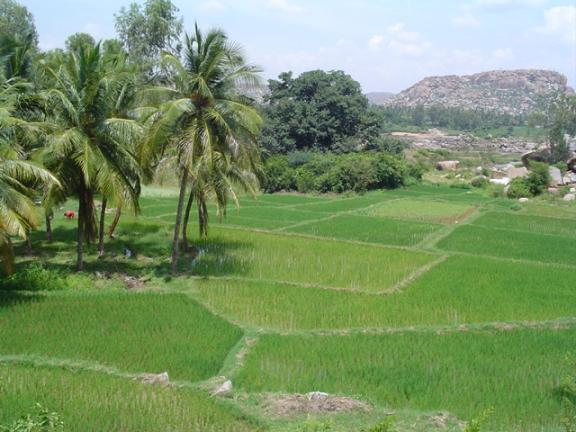 Villages around Hampi