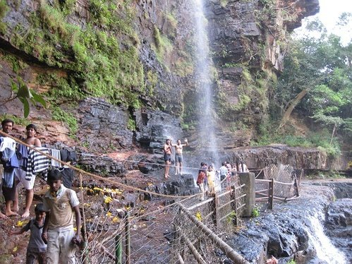 Talakona Falls Near Tirupathi India Travel Forum