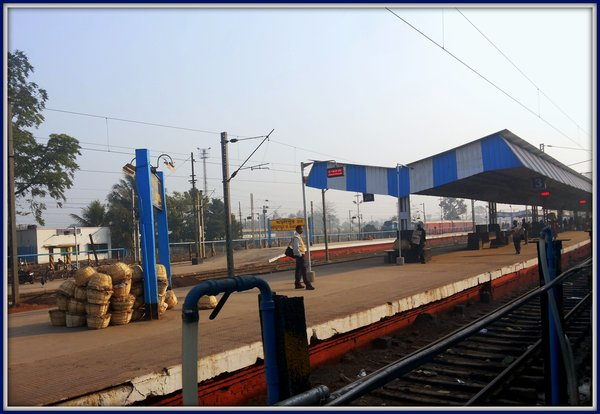 Travelling by train - 1 part 8
