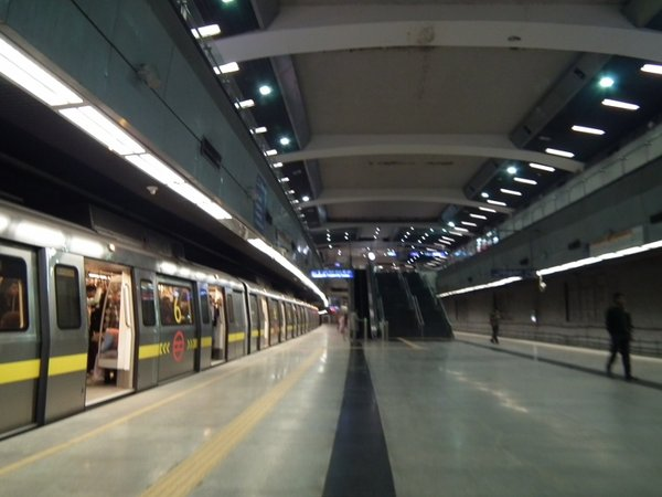 Beginners Guide To The Delhi Metro India Travel Forum
