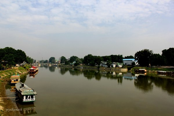 essay on river jhelum Trend analysis and spatial assessment of various water quality parameters of river jehlum, j&k, indiafor an inclusive water  river jhelum for different water uses .