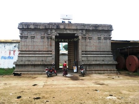 The Incredible Sculptures of Kachabeswarar Temple - Thirukachur 65324d1415638423-temples-nearby-kanchipuram-chennai-kachabeswarar-temple