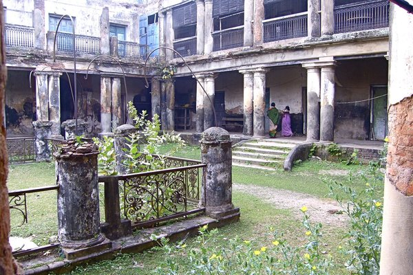 Old Jamindar Houses In West Bengal India Travel Forum